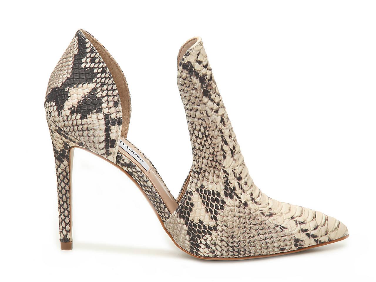 98e50696940 Steve Madden Dolly Pump Women s Shoes