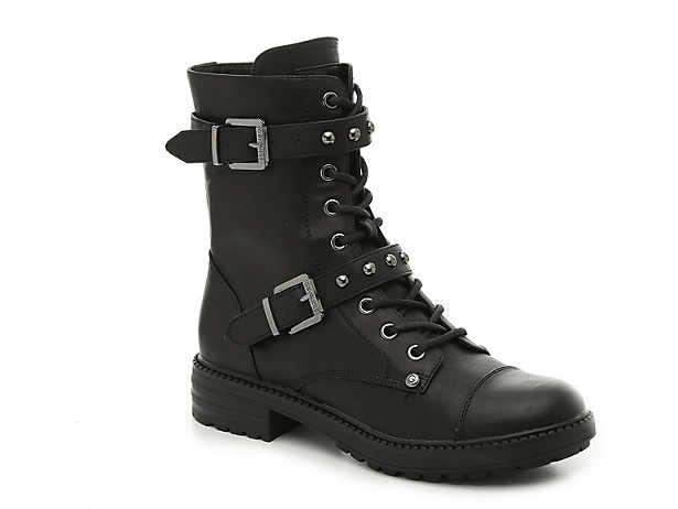 56cfa8d298c G by GUESS. Granted Combat Boot