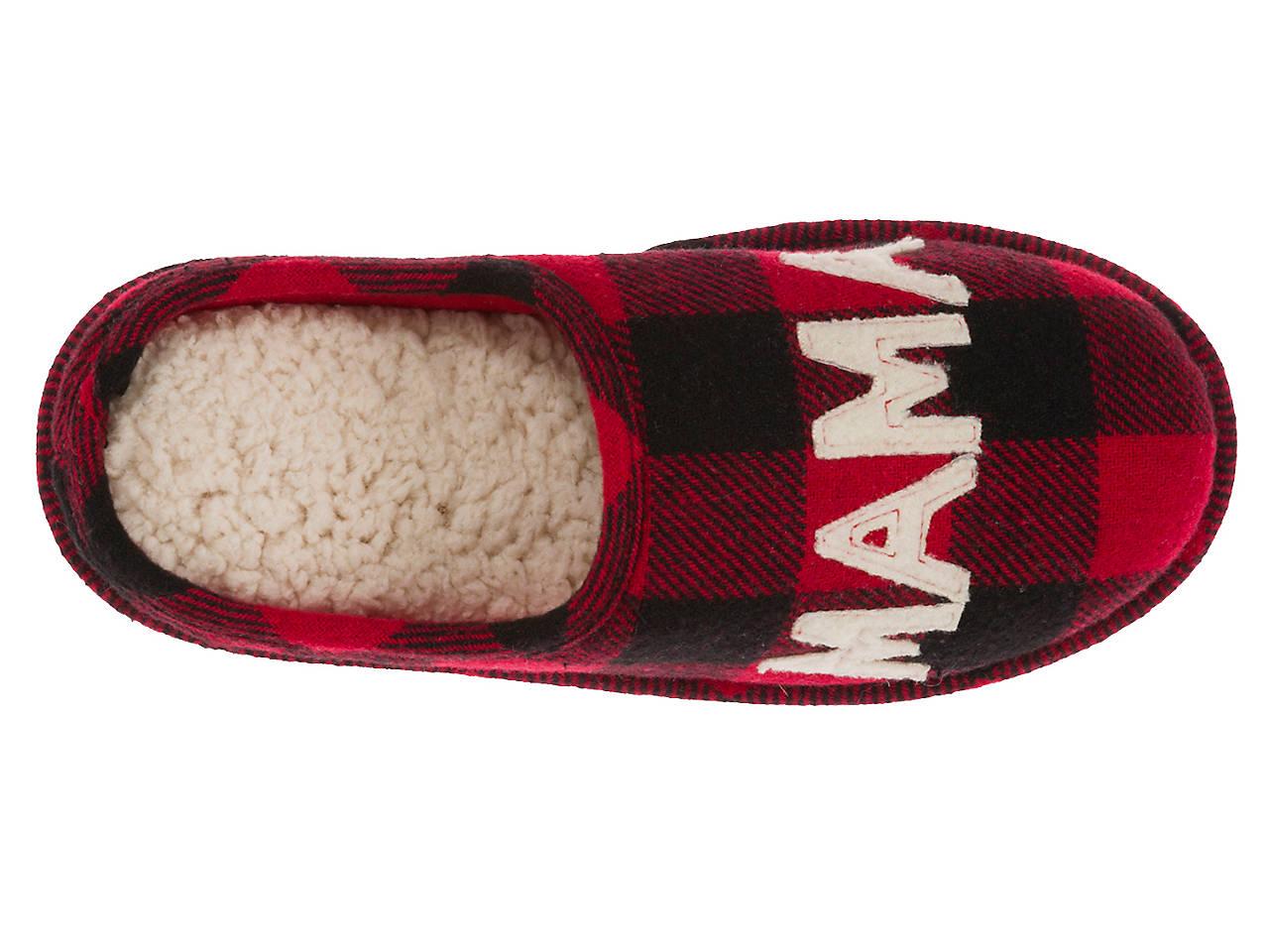 4897c13e8f0 Dearfoams Mama Bear Scuff Slipper Women s Shoes