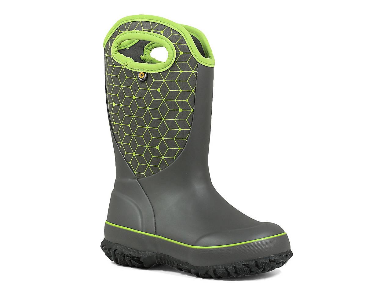 6497b53b1b0d Bogs Slushie Toddler   Youth Snow Boot Kids Shoes