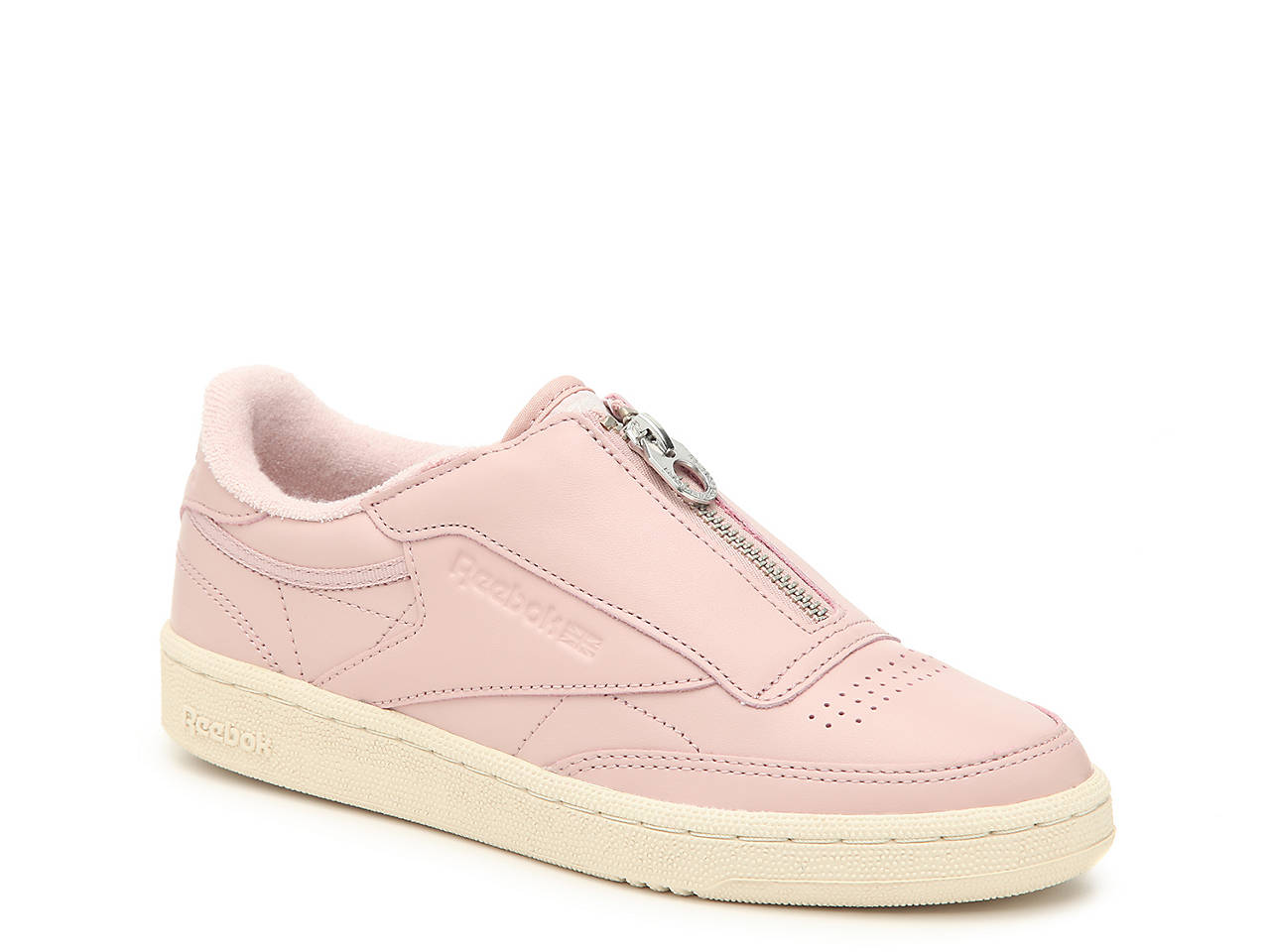 8bca7c9547e826 Reebok Club C 85 Zip Sneaker - Women s Women s Shoes