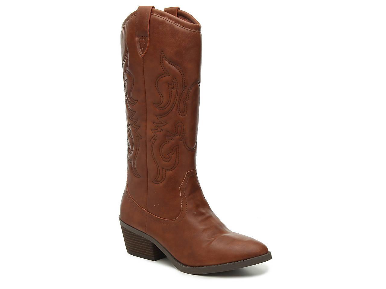 a5128d6ed62 Banjo Cowboy Boot
