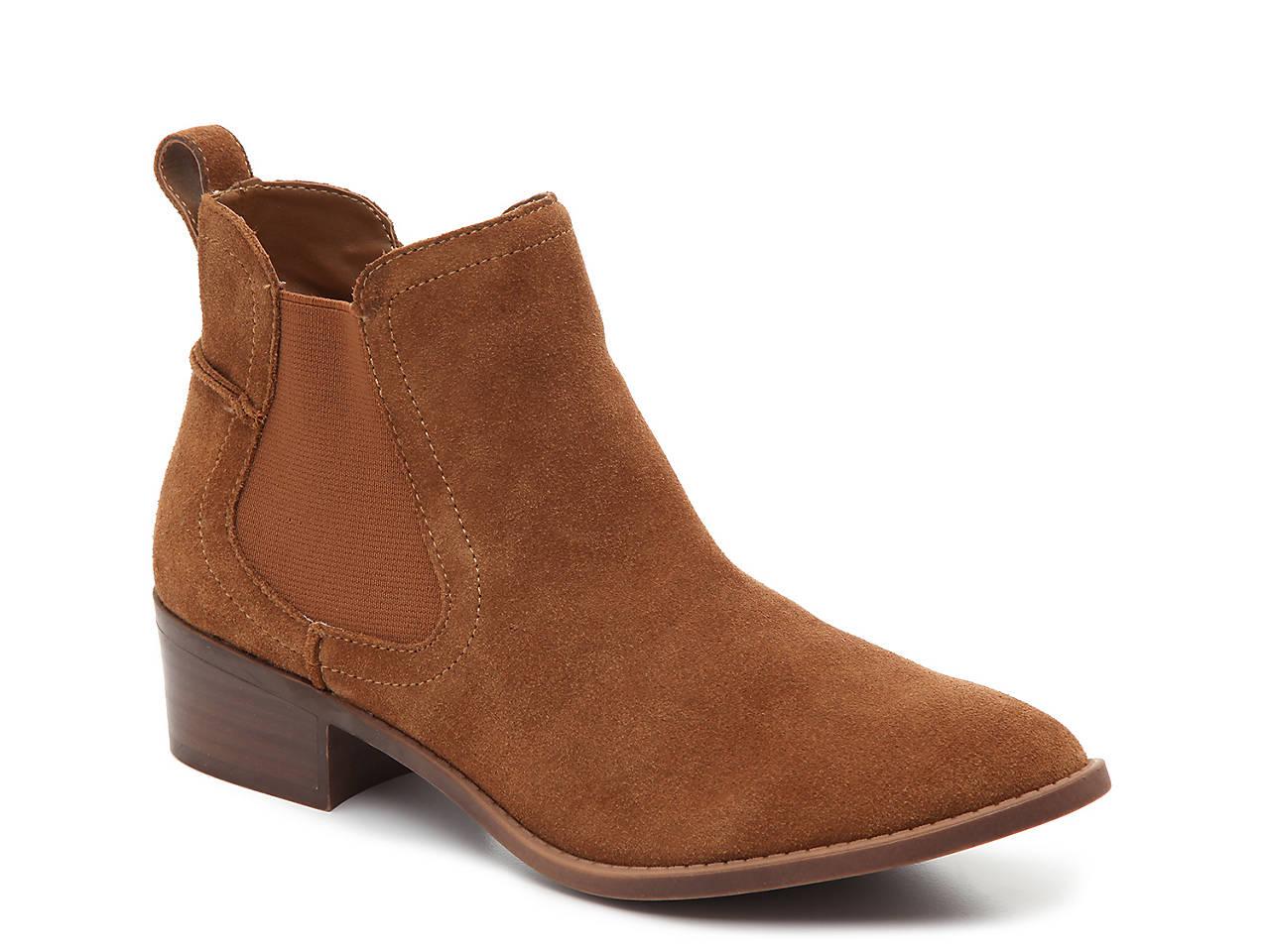 ce0e4506bdfe Steve Madden Drape Chelsea Boot Women s Shoes