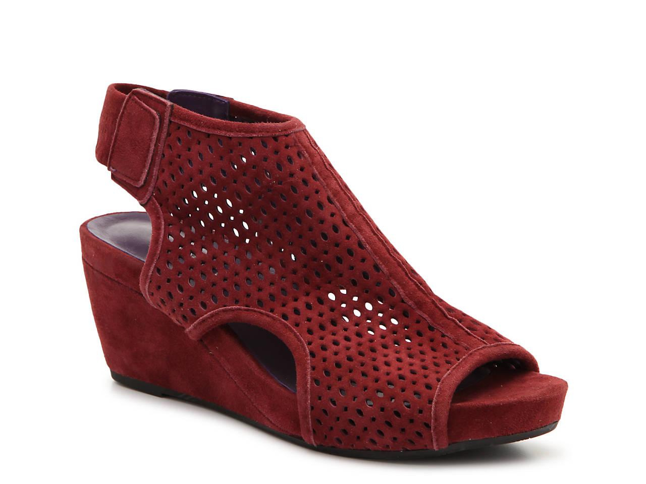 f49363ed663b VANELi Inez Wedge Sandal Women s Shoes