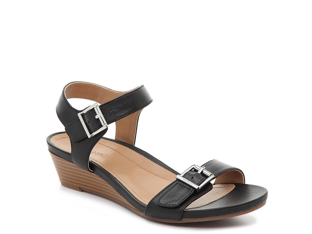 ec76aa6ae4ea Vionic Frances Wedge Sandal Women s Shoes