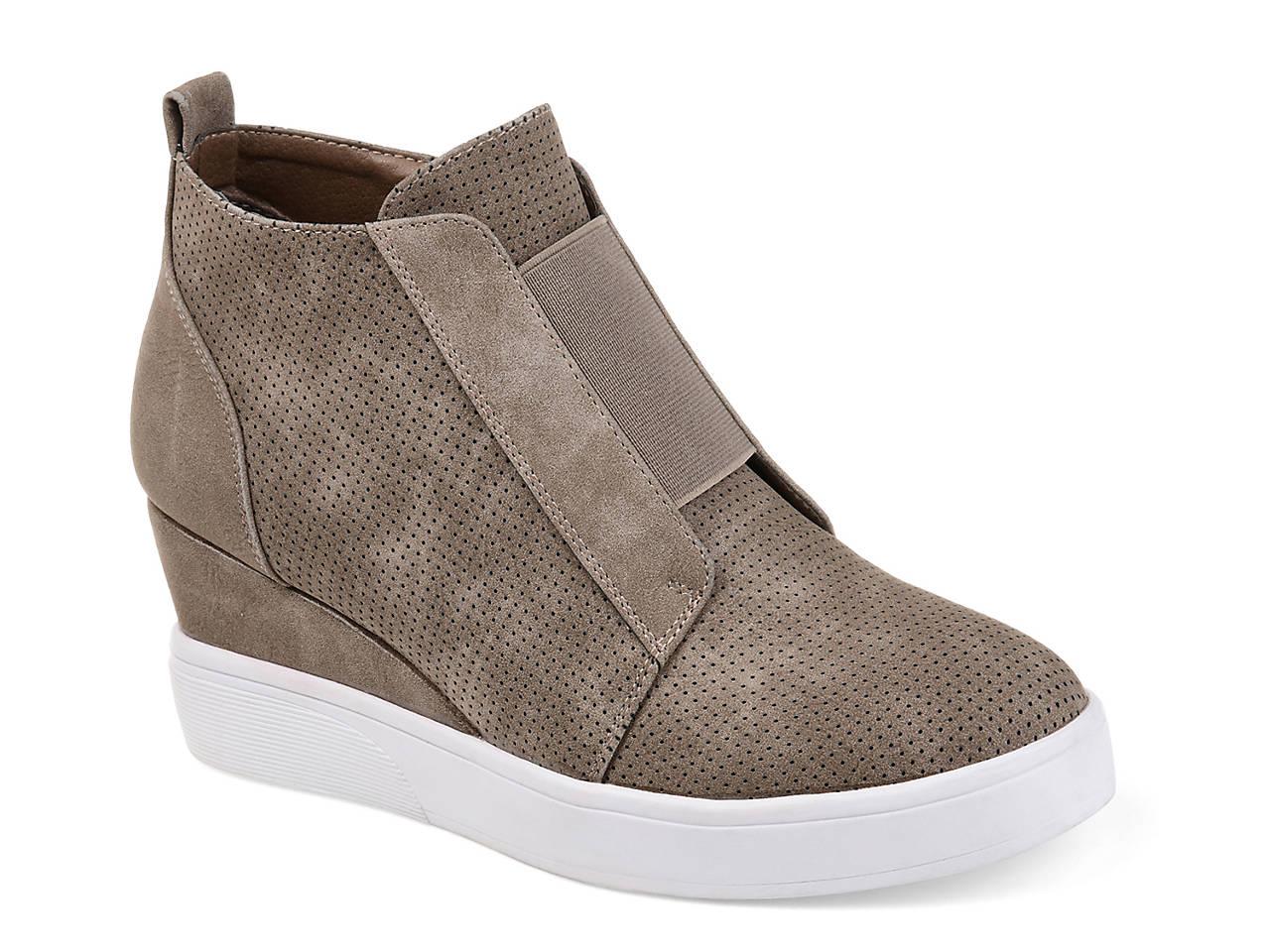 Clara Wedge Sneaker