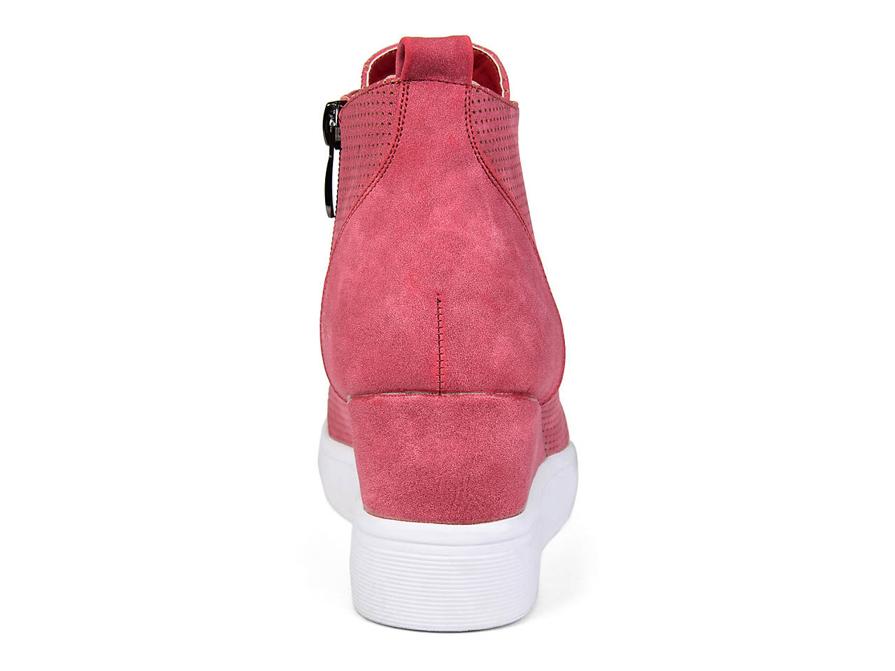 a3df9f526fc Journee Collection Clara Wedge Sneaker Women s Shoes