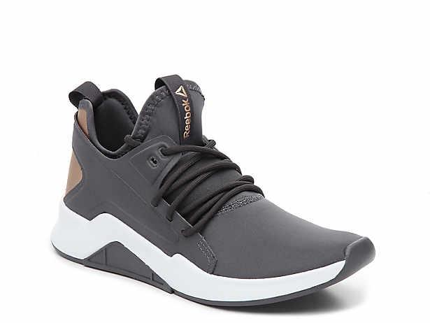 Women s Grey Reebok Shoes  375dc5cca7c9