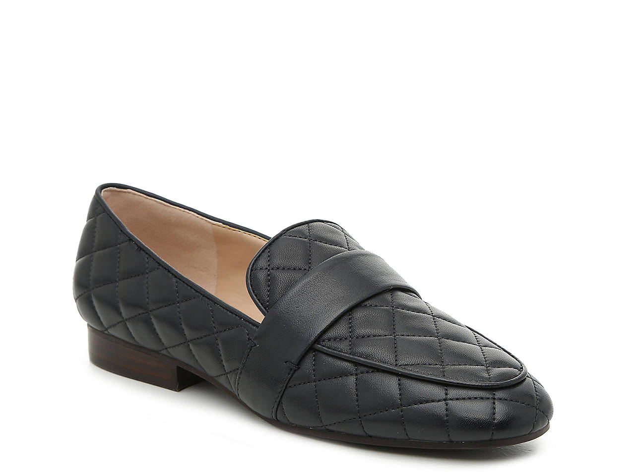 a46238c6dfd Essex Lane Tessie Quilted Loafer Men s Shoes