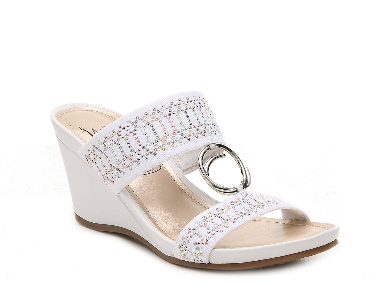 Verban Wedge Sandal by Impo