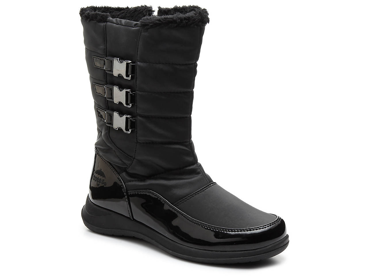 8bf39f14c3dd Totes Badyu Snow Boot Women s Shoes