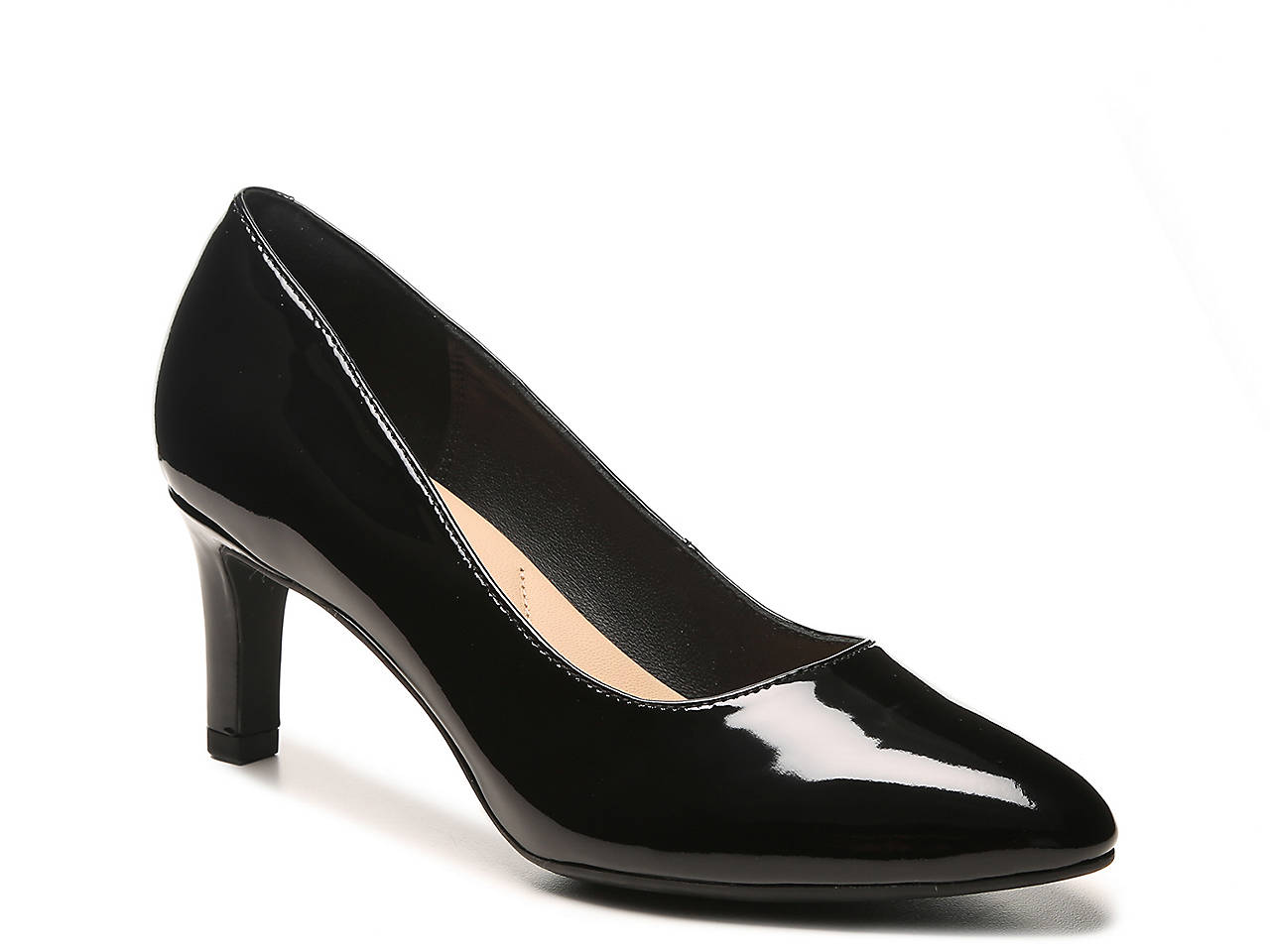 8605a80684ef Clarks Calla Rose Pump Women s Shoes