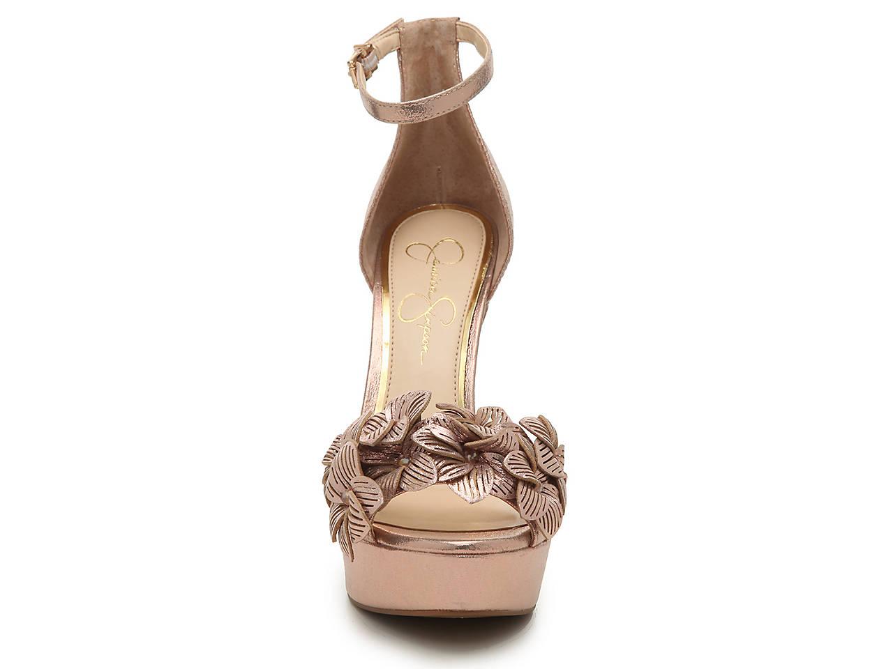 4adec6997a0 Jessica Simpson Mayfaran Platform Sandal Women s Shoes
