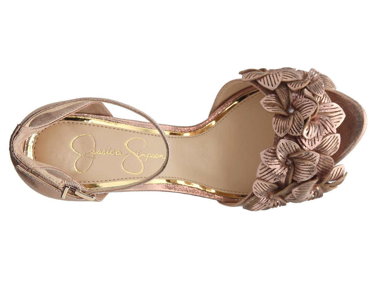 b62ec10dd4b Jessica Simpson Mayfaran Platform Sandal Women s Shoes