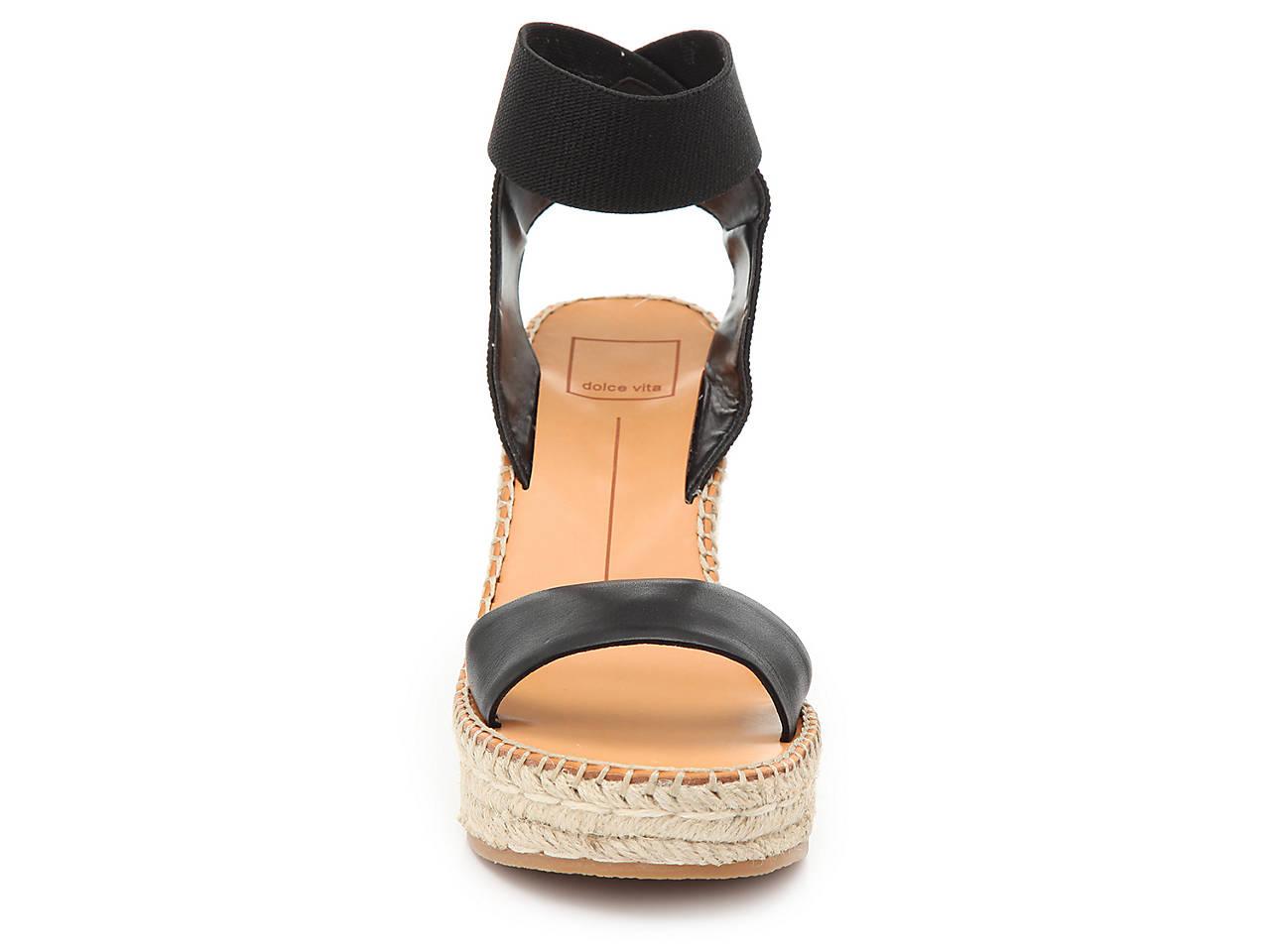 3613a323408 Dolce Vita Pavlin Espadrille Wedge Sandal Women s Shoes