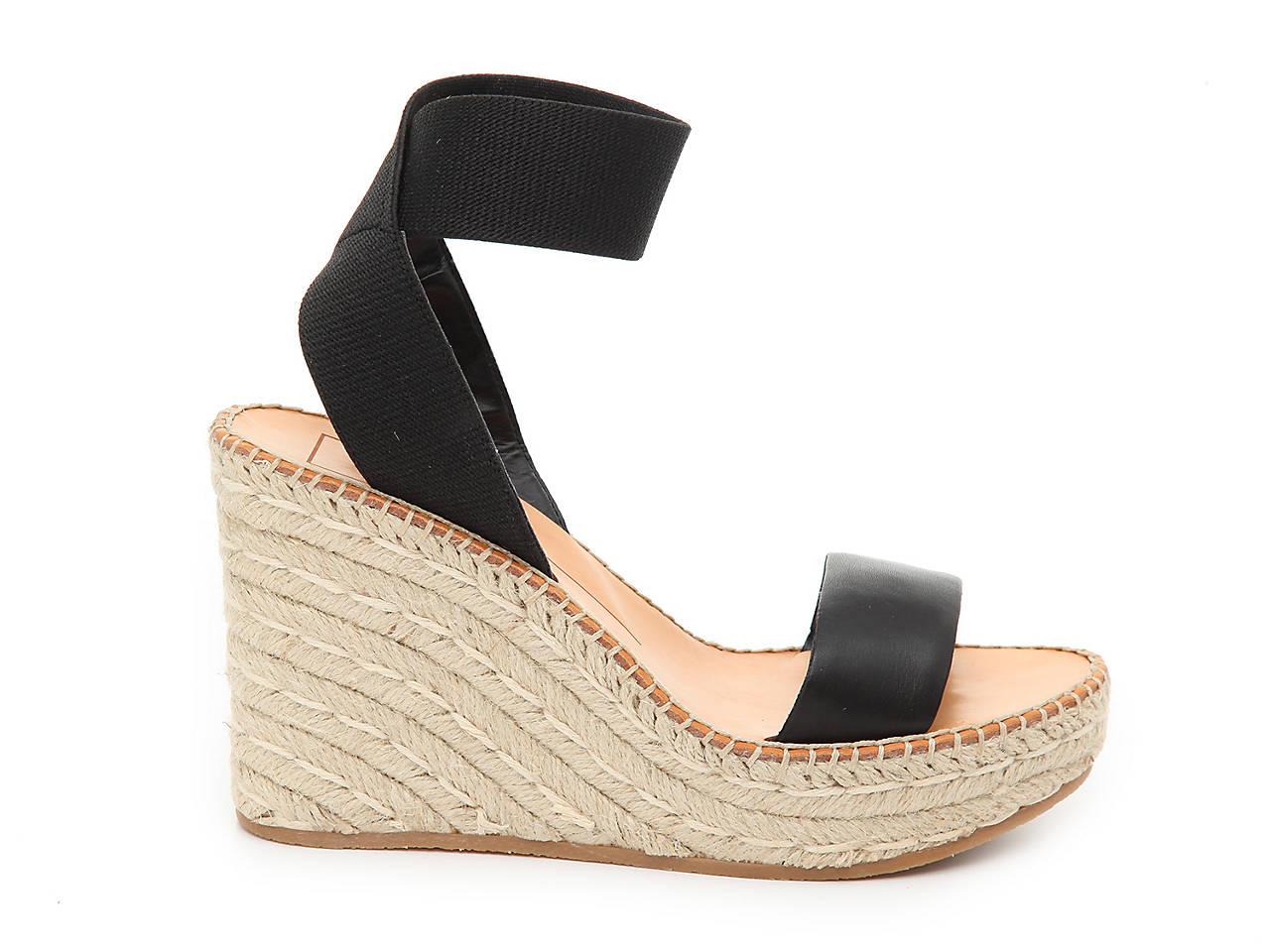 37300de09de Dolce Vita Pavlin Espadrille Wedge Sandal Women s Shoes