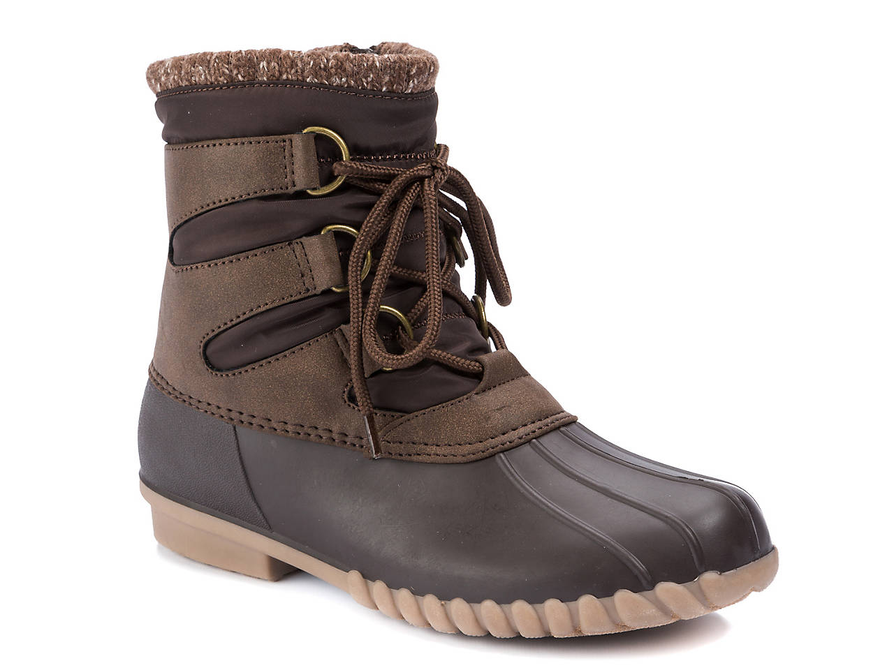 85d768f19f57 Bare Traps Fianna Duck Boot Women's Shoes | DSW