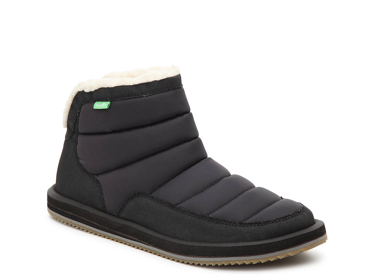 232dc238ca4ea6 Sanuk Puff N  Chill Bootie Women s Shoes