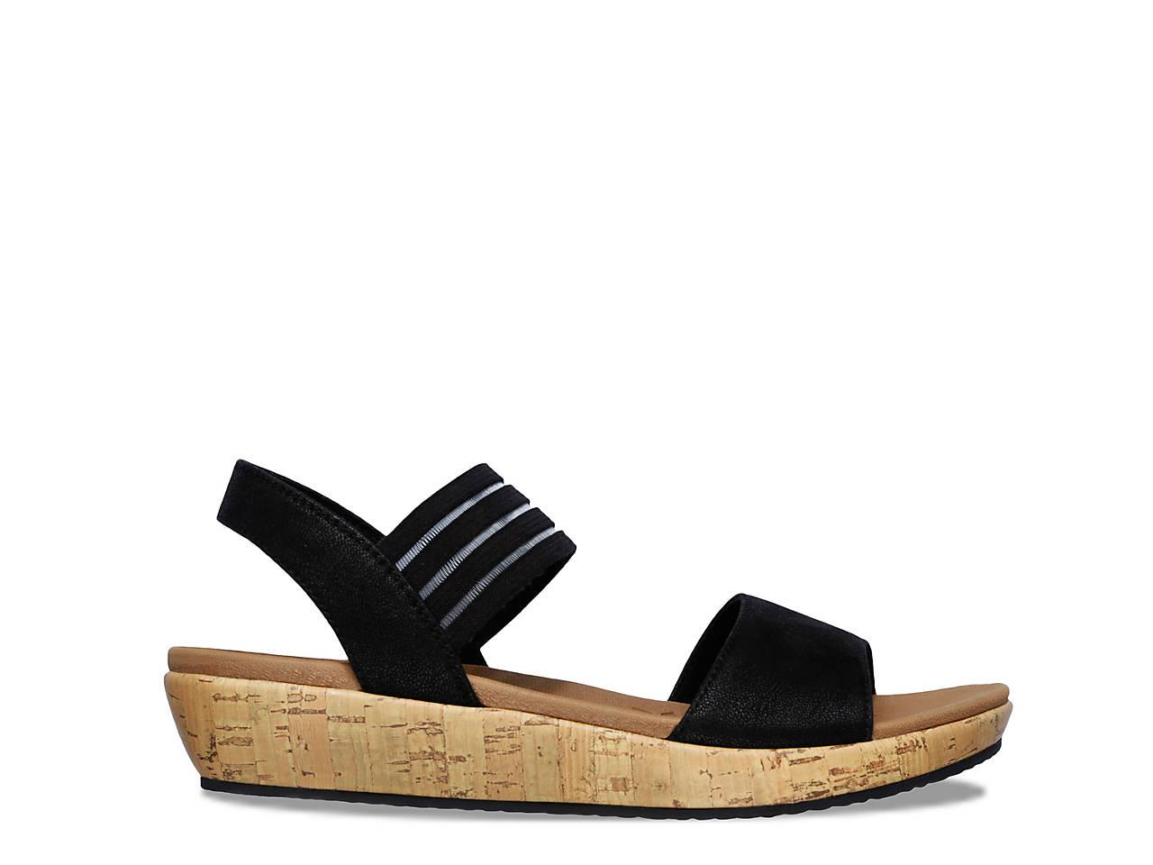 bcc3c7bf Skechers Cali Brie Lo'Profile Sandal Women's Shoes   DSW