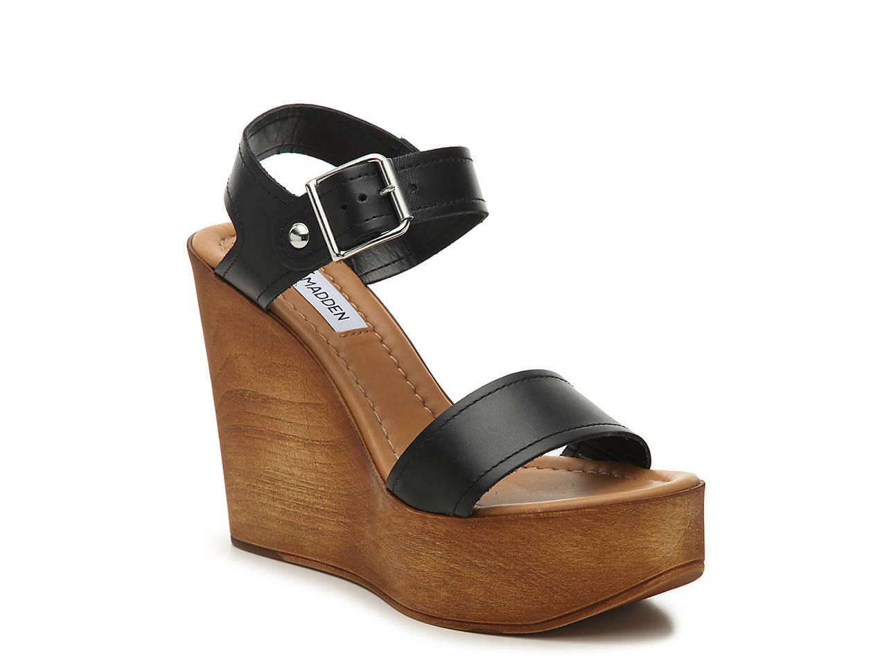 9f93403a0152 Steve Madden Candis Wedge Sandal Women s Shoes
