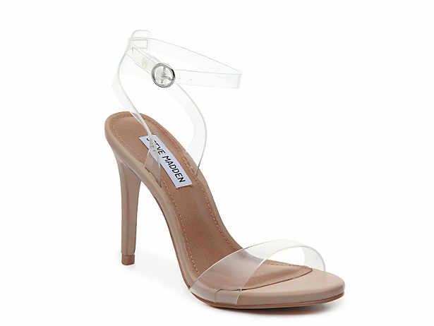 69417936887 Clear heels