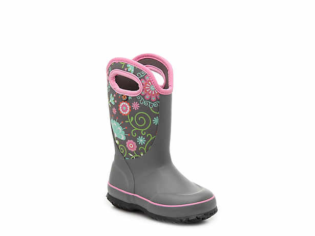 92e03b1766fbc Boots. Bogs. Slushie Toddler   Youth Snow Boot