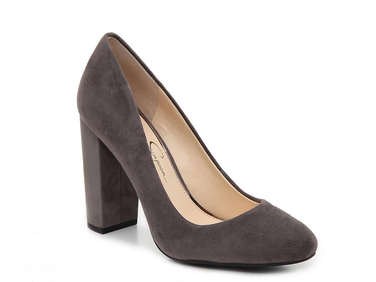 b11ffa7d52 Jessica Simpson Belemo Pump Women's Shoes   DSW