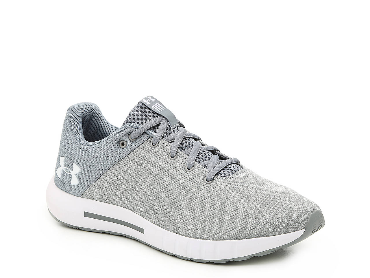 Under Armour Micro G Pursuit Twist Lightweight Running Shoe ... 535d36f562