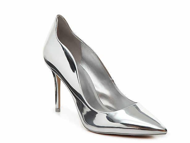 silver heels | DSW