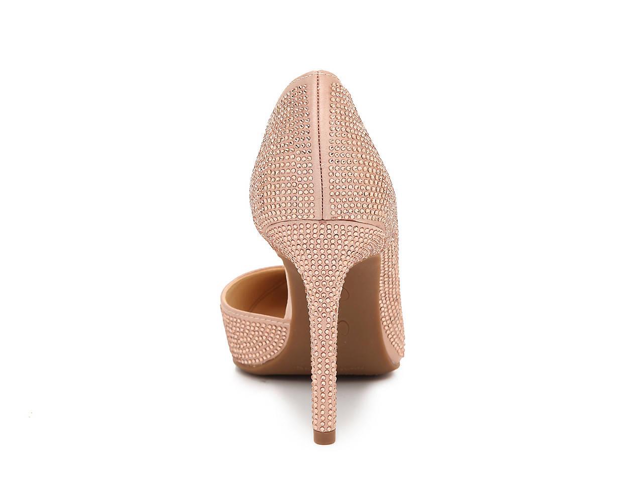 3ecf1720a4f Jessica Simpson Lucina Pump Women s Shoes