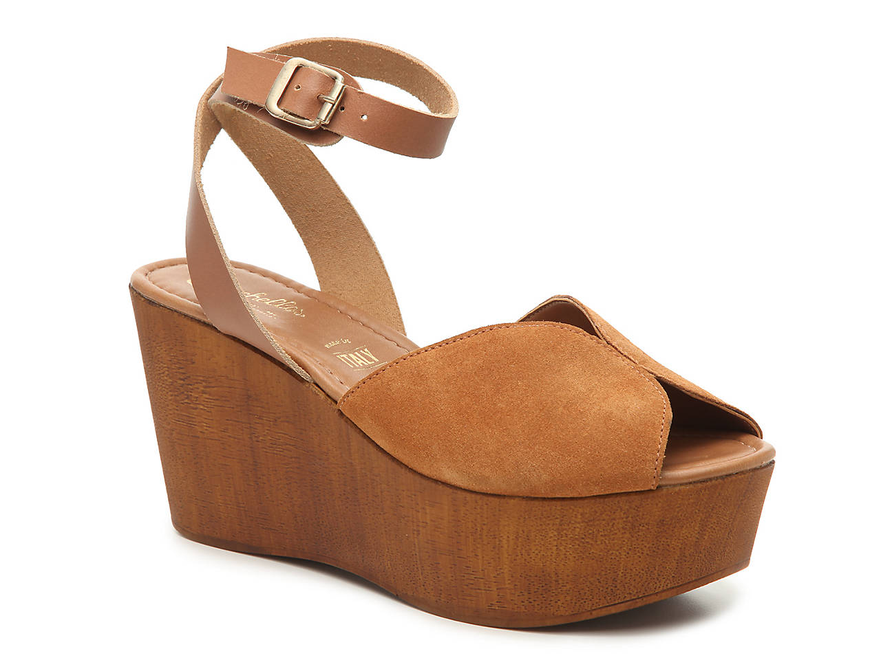 4ca0841f0f14 Seychelles Laugh More Wedge Sandal Women s Shoes