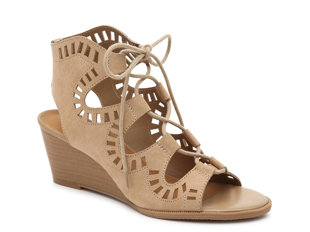 95105feaa2ca Madeline Morning Glory Wedge Sandal Women s Shoes