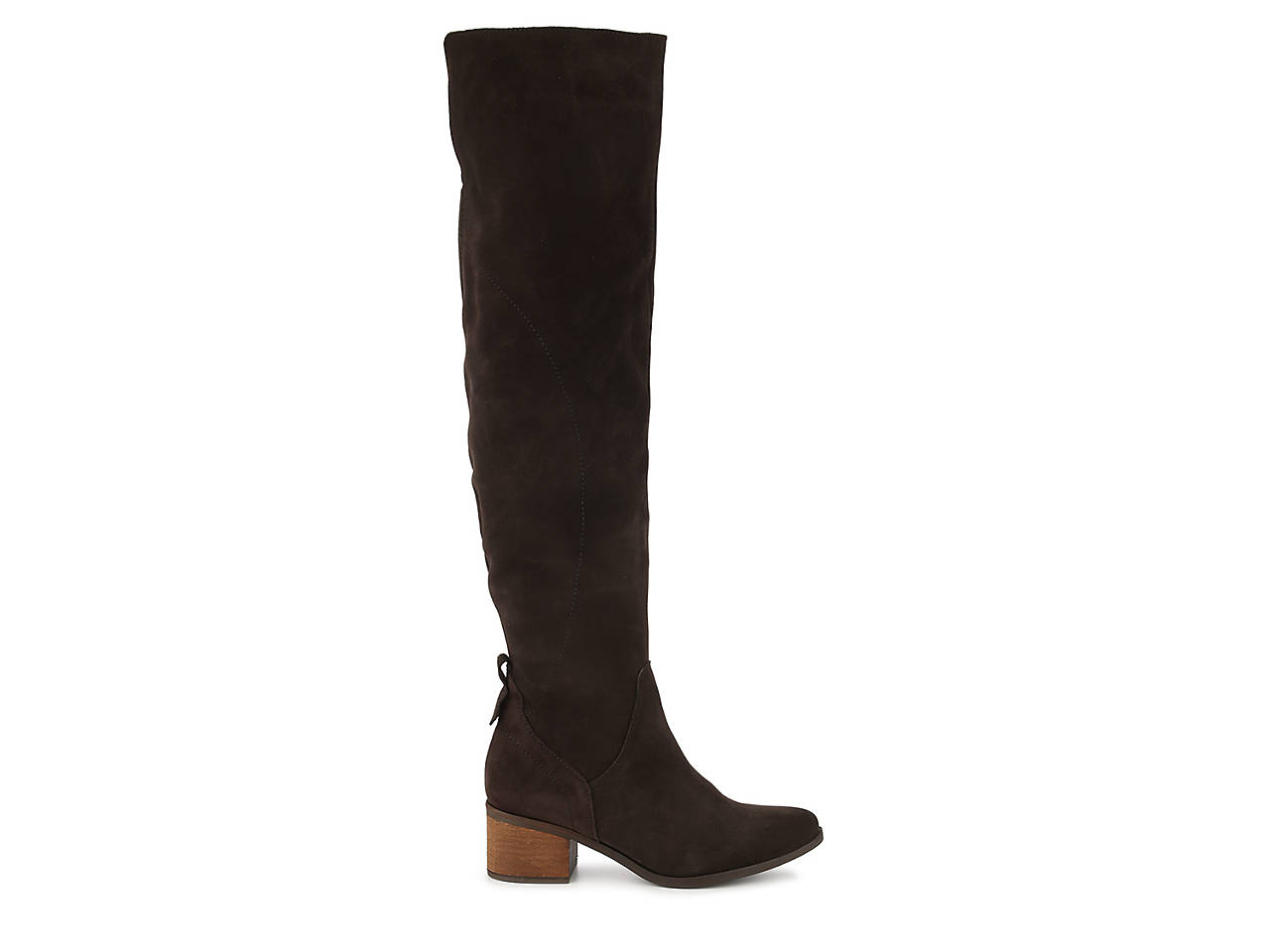 6cf5401f2e5 Steve Madden Purly Over The Knee Boot Women s Shoes