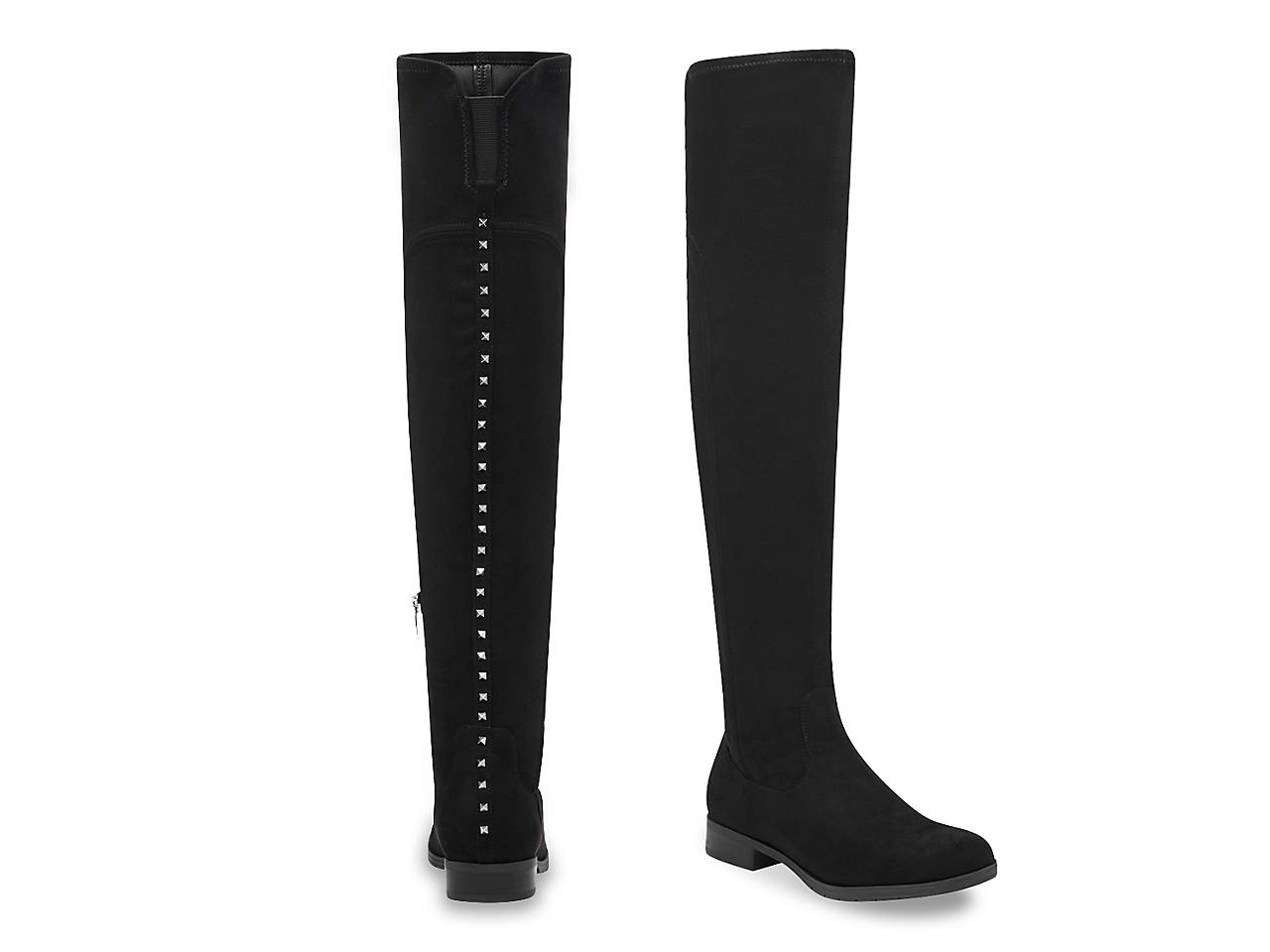 e589a6640aae Marc Fisher Jaywalk Over The Knee Boot Women s Shoes