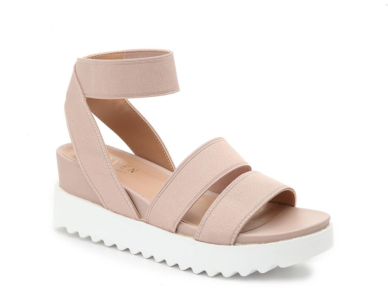 444792509b93 Steven by Steve Madden Kenza Wedge Sandal Women's Shoes | DSW