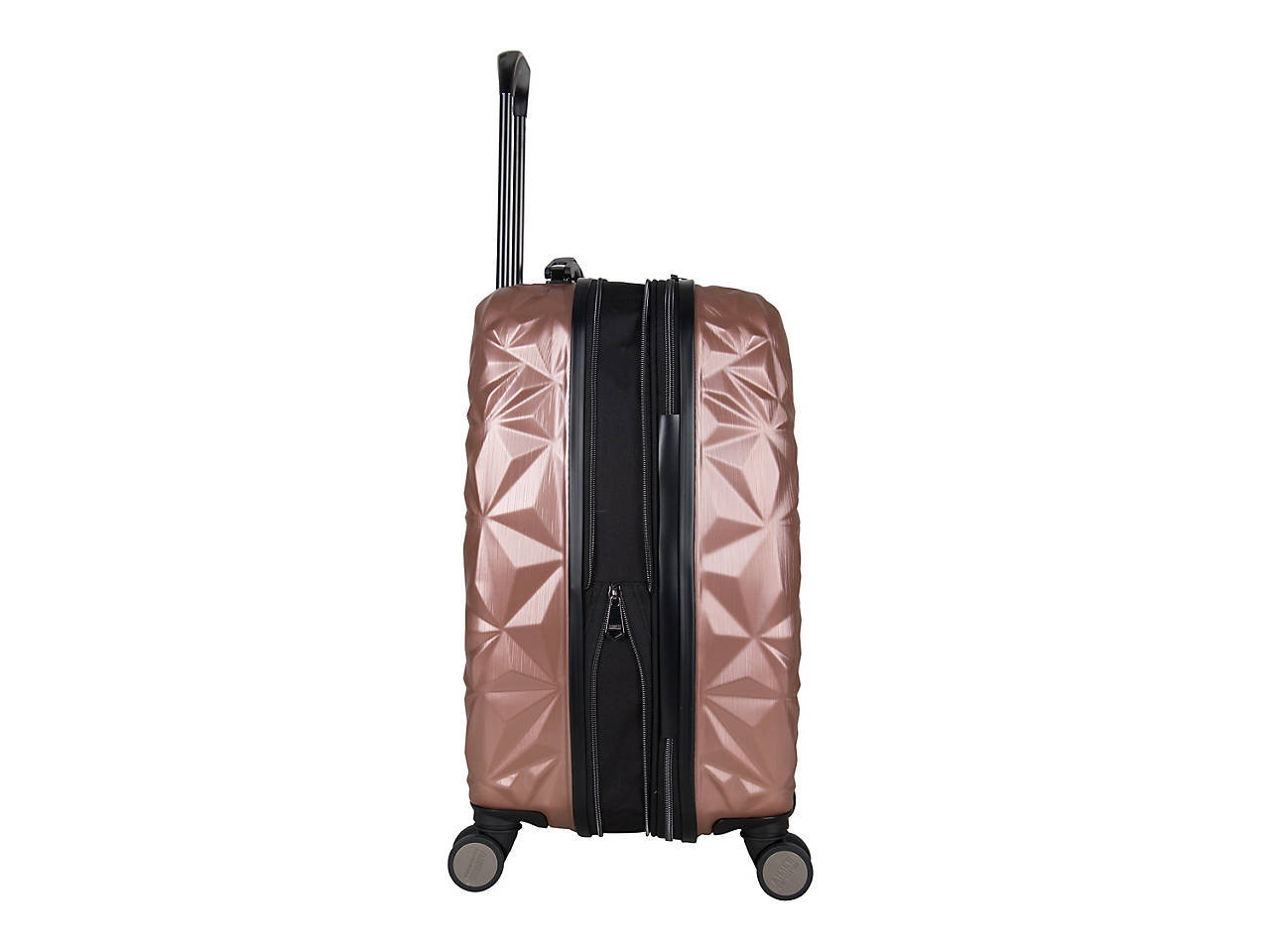 6d09df936 Aimee Kestenberg - Luggage Geo Molded 20-Inch Carry-On Hard Shell ...