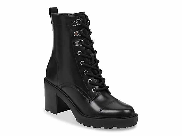 01611820f53 Women s Black Leather Ankle Boots