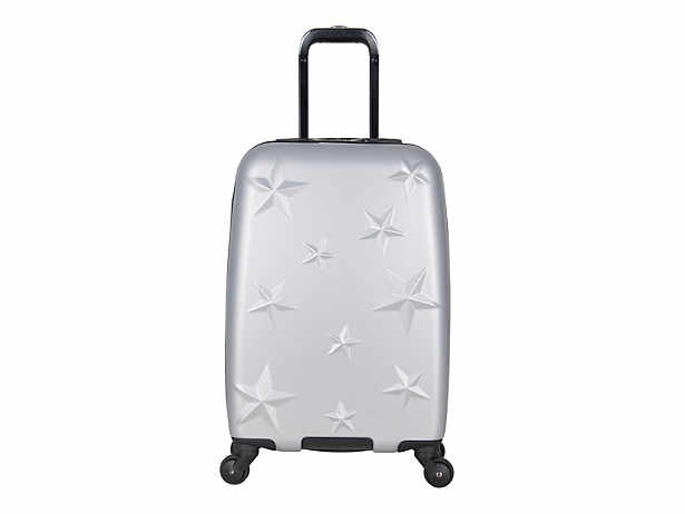 749df76e7 Star Molded 28-Inch Checked Hard Shell Luggage. $99.99. Comp. value  $260.00. Aimee Kestenberg - Luggage