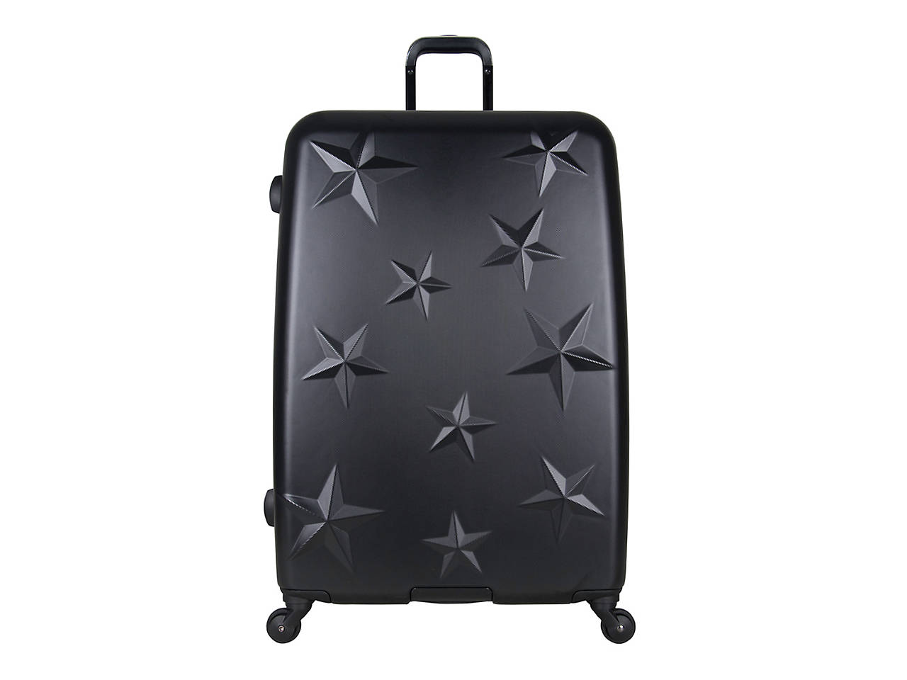 d53fbfb3c Aimee Kestenberg - Luggage Star Molded 28-Inch Checked Hard Shell ...