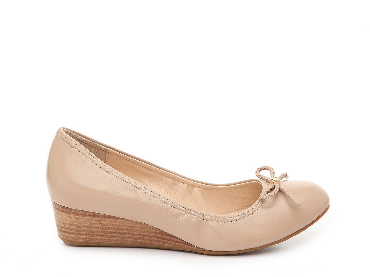 2c797263b3c Cole Haan Tali Wedge Pump Women s Shoes