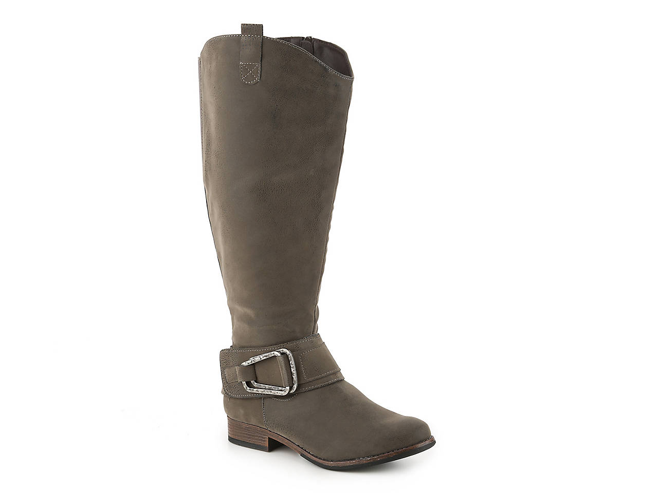 a511c278bc7 Levity Bonita Wide Calf Riding Boot Women s Shoes