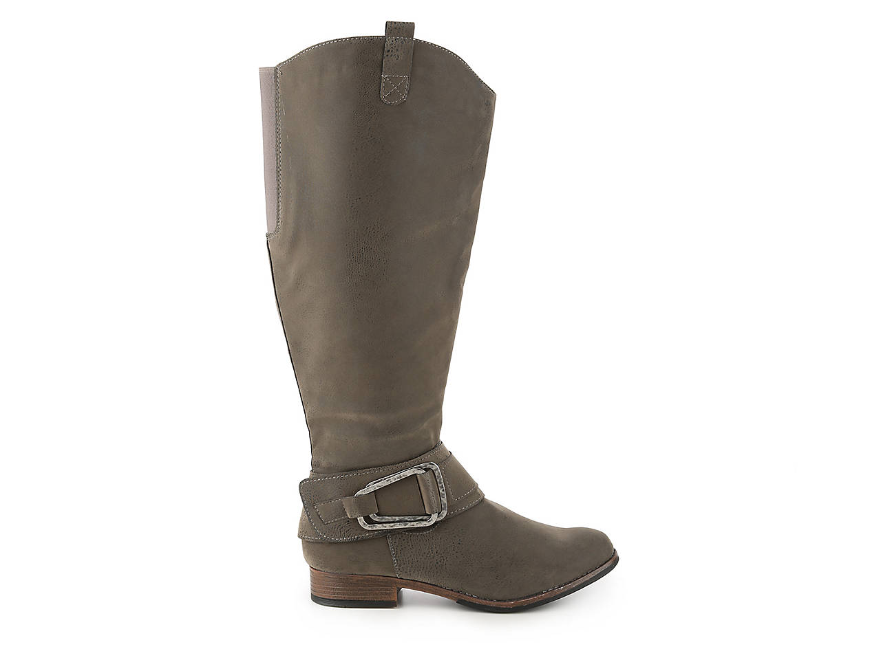 64184071e037 Levity Bonita Wide Calf Riding Boot Women s Shoes