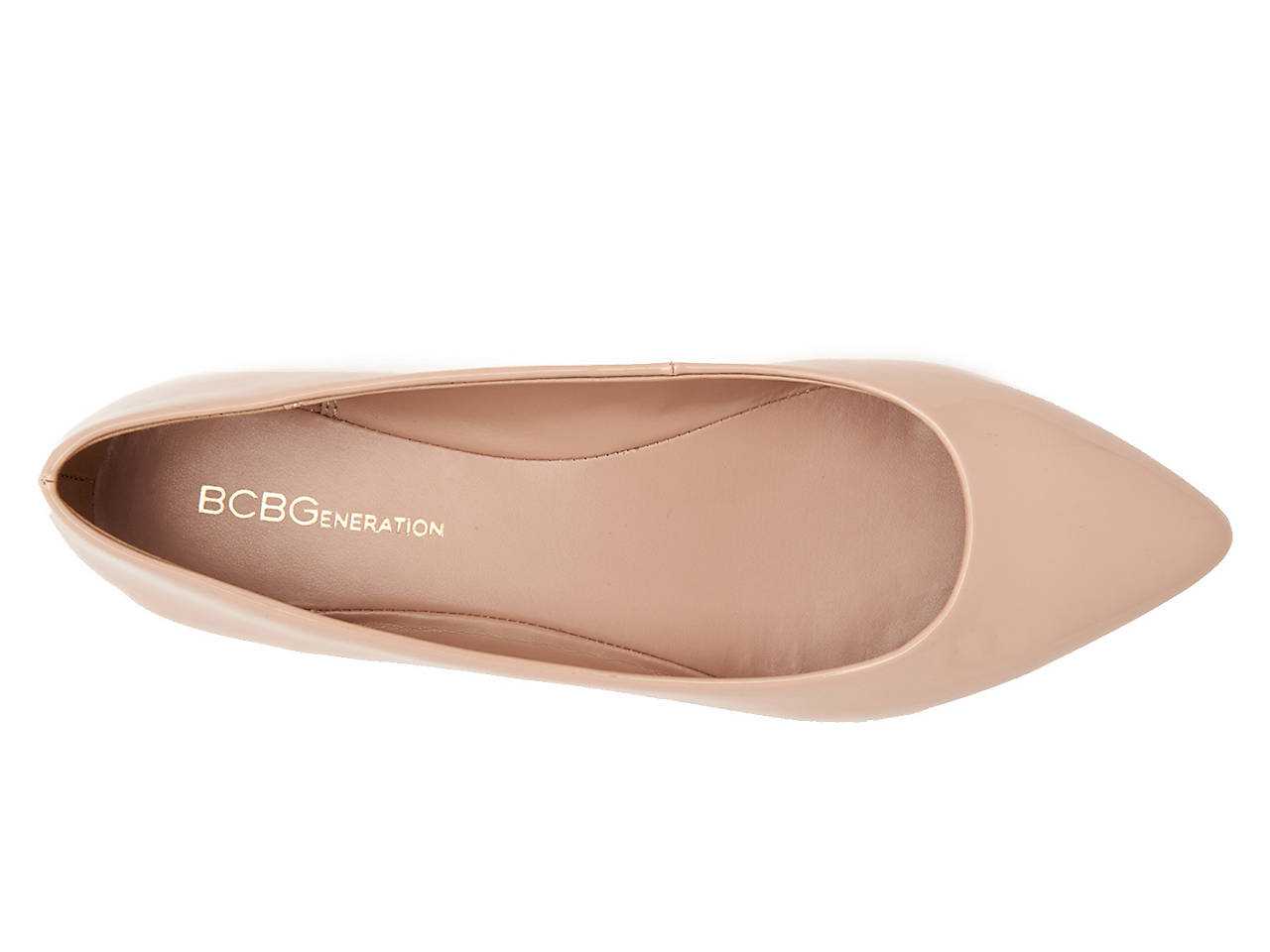 85698b280fb0b4 BCBGeneration Millie Flat Women s Shoes