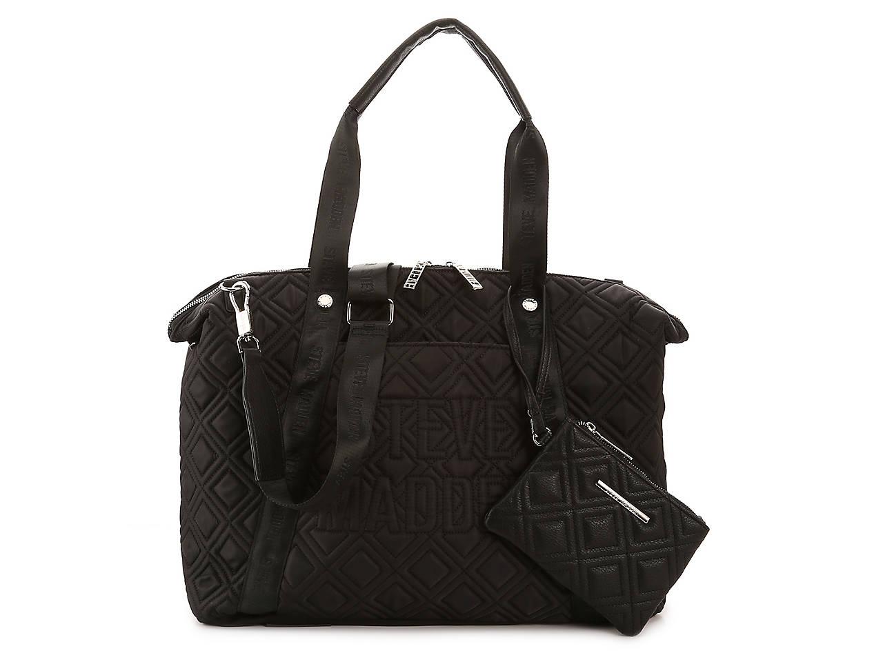 225a8851e2 Steve Madden Bfrankel Weekender Bag Women s Handbags   Accessories