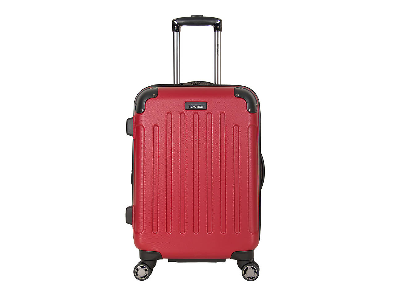 00d4ddea82bcd4 Kenneth Cole Reaction - Luggage Corner Guard 20-Inch Carry-On Hard ...