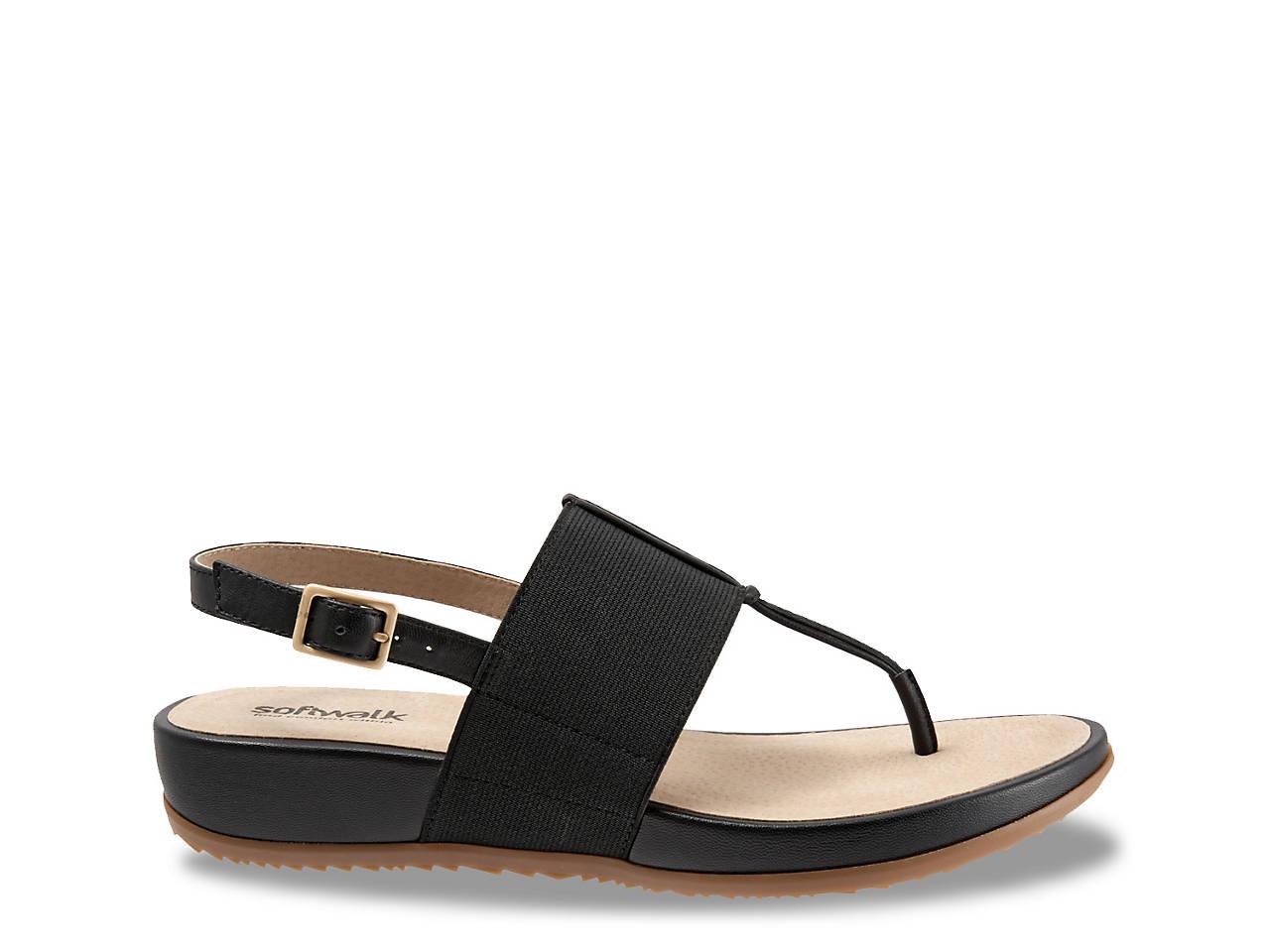 106b7c6401ad Softwalk Daytona Wedge Sandal Women s Shoes