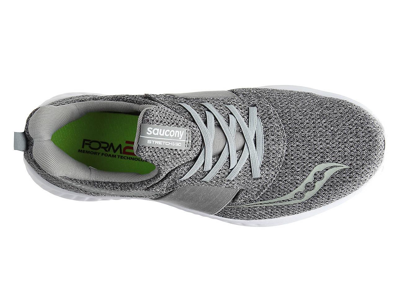 7d2762c8c9 Stretch & Go Breeze Lightweight Slip-On Running Shoe - Men's