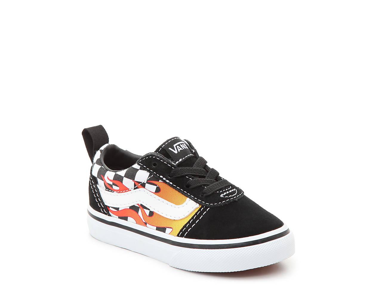 Vans Ward Toddler Slip-On Sneaker Kids Shoes  0f2ba37fe