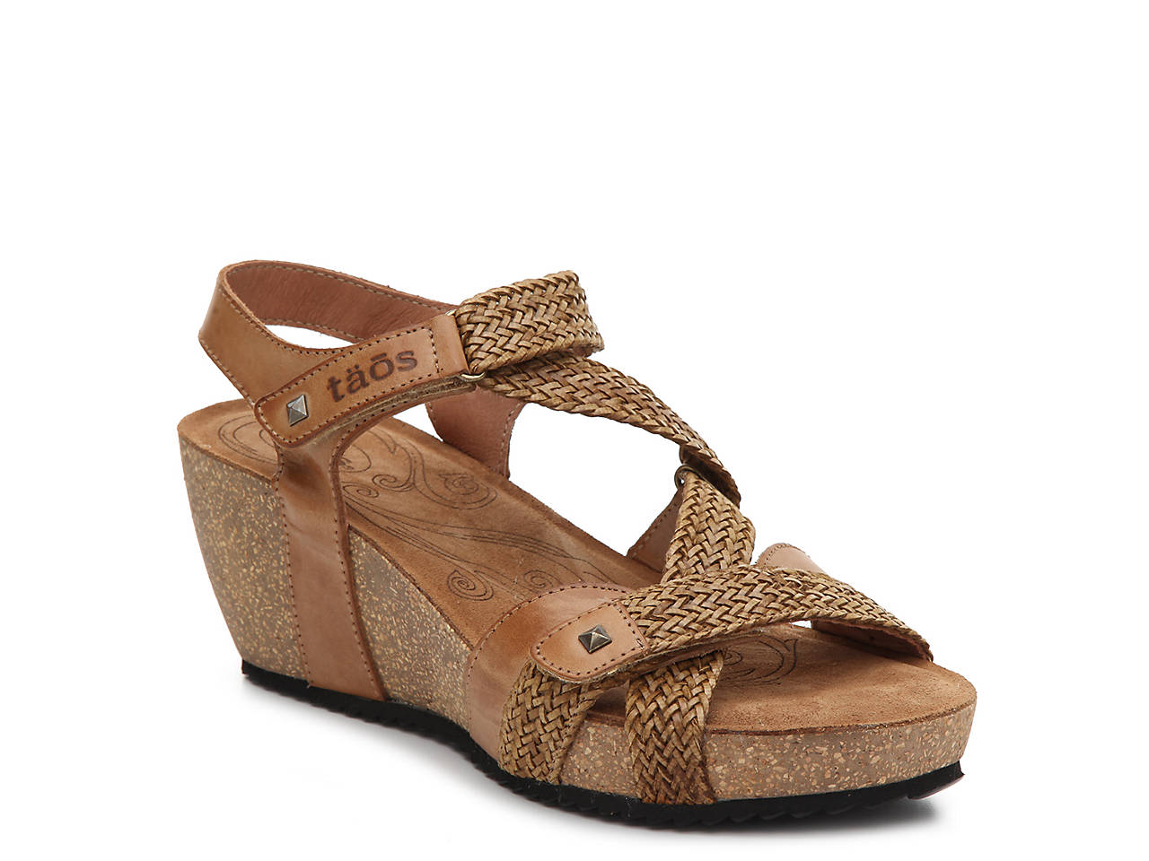 enjoy complimentary shipping classic uk cheap sale Julia Wedge Sandal