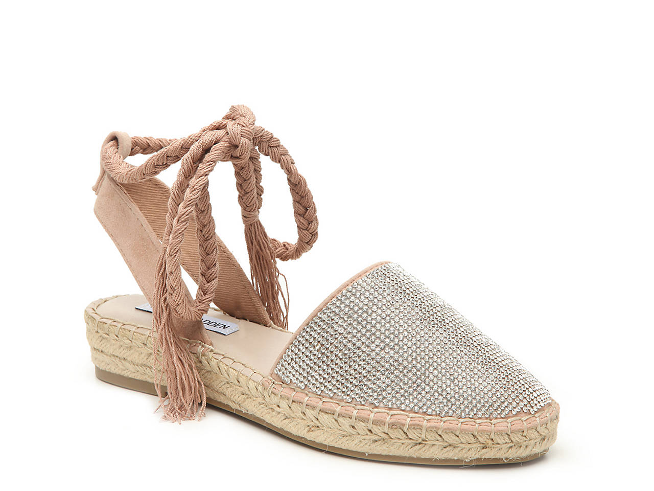 8308aaad9a8 Steve Madden Mesa Espadrille Sandal Women s Shoes